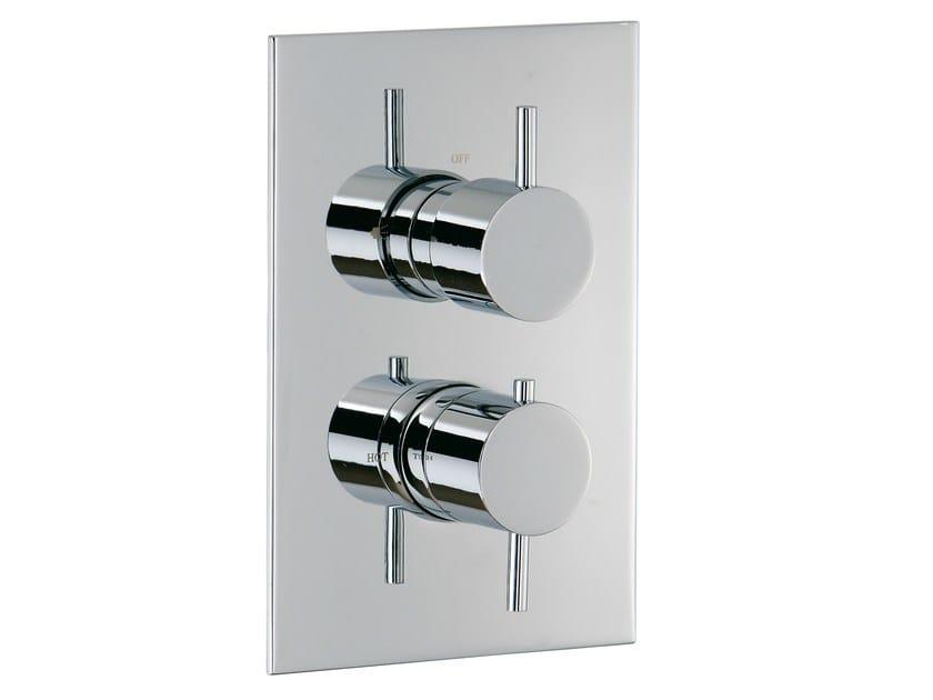 2 hole thermostatic shower mixer X-CHANGE_MONO | 2 hole thermostatic shower mixer - Rubinetterie 3M
