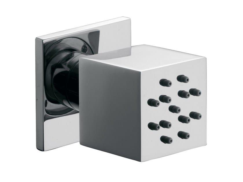 Adjustable side shower X-CHANGE_MONO | Side shower - Rubinetterie 3M