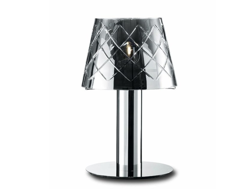 Glass table lamp CLEAR - DECOR WALTHER