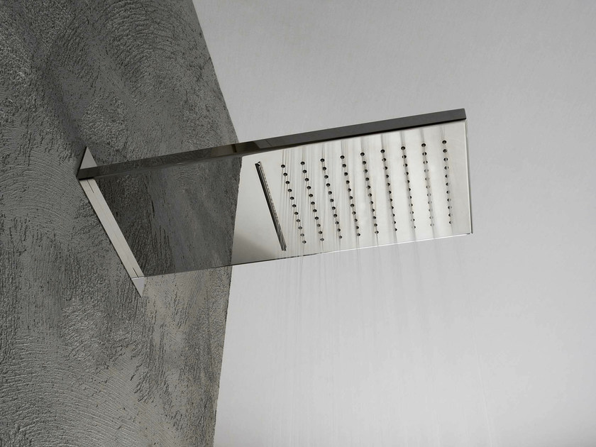 Wall-mounted waterfall shower SHOWERS | Wall-mounted overhead shower by Rubinetterie 3M