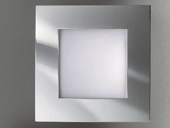 Halogen ceiling lamp SQUARE by DECOR WALTHER