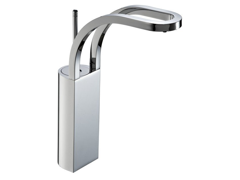 Countertop 1 hole washbasin mixer PHILO | Countertop washbasin mixer - Rubinetterie 3M