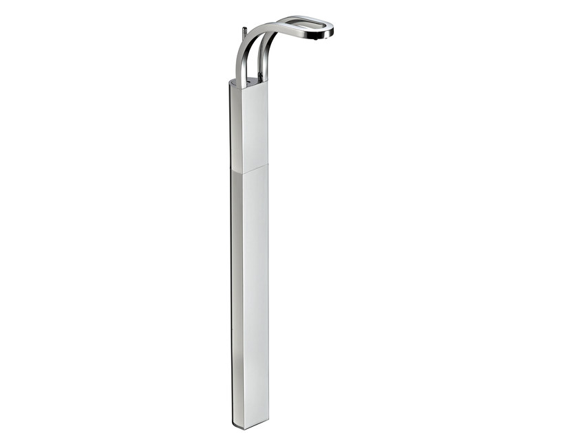 Floor standing 1 hole washbasin mixer PHILO | Floor standing washbasin mixer - Rubinetterie 3M
