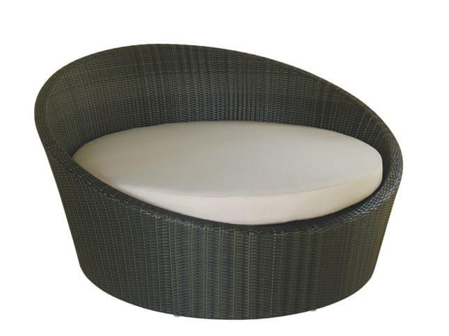 Synthetic fibre garden bed SENTOSA | Garden bed - Il Giardino di Legno