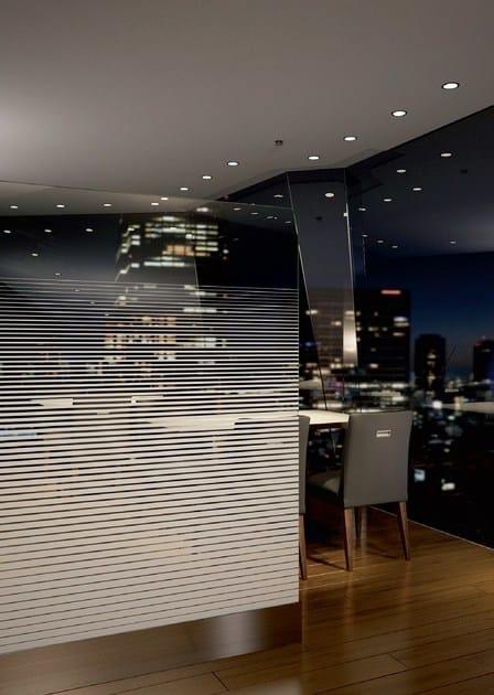 Decorative window film FASARA™ By 3M Italia