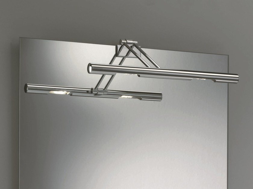 Mirror lamp with clamp DIM 1 by DECOR WALTHER
