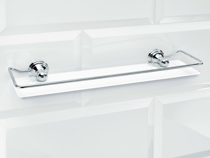 Bathroom wall shelf CL GLA R - DECOR WALTHER