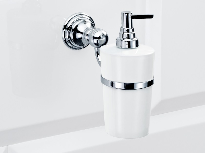 Wall-mounted liquid soap dispenser CL WSP - DECOR WALTHER