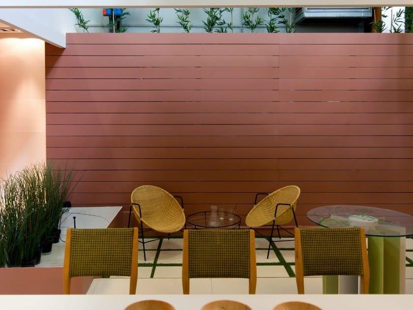 Ultra thin Techlam® wall/floor tiles BASIC CLAY - Levantina
