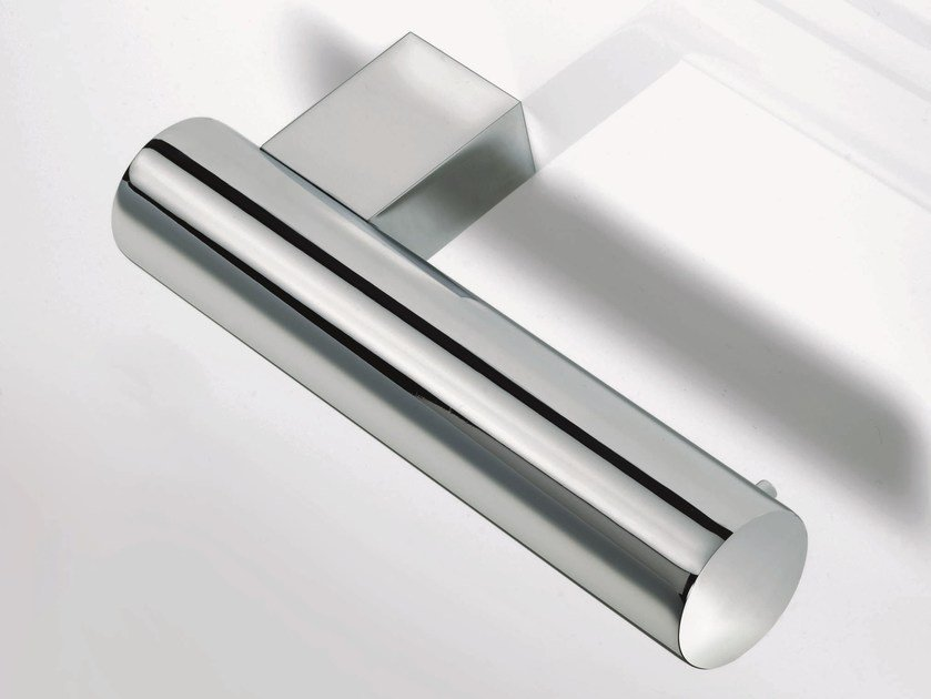 Chrome plated toilet roll holder TB TPH41 by DECOR WALTHER