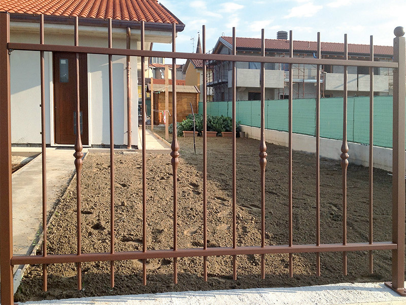 Bar modular iron Fence SABRY - CMC DI COSTA MASSIMILIANO