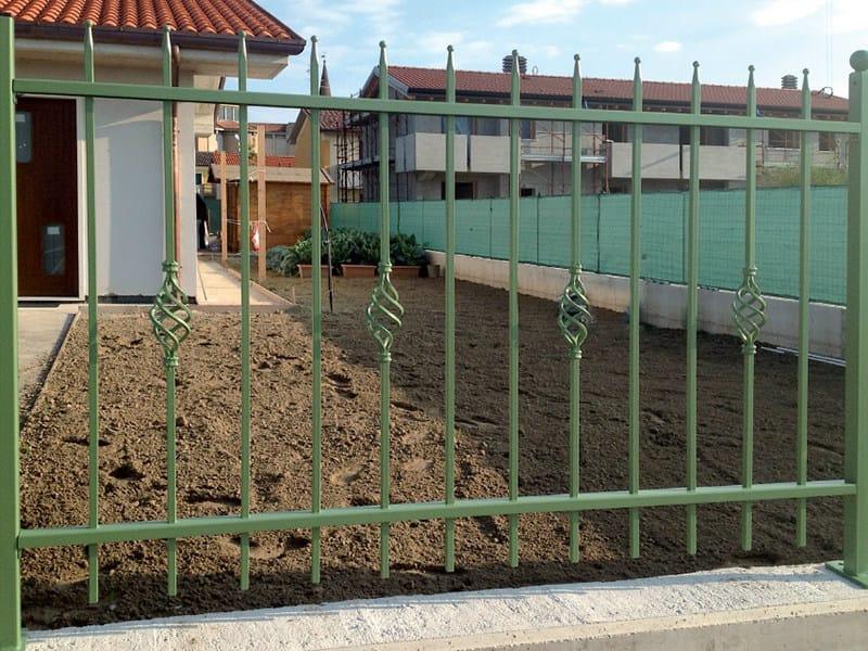 Bar modular iron Fence VORTICE - CMC DI COSTA MASSIMILIANO