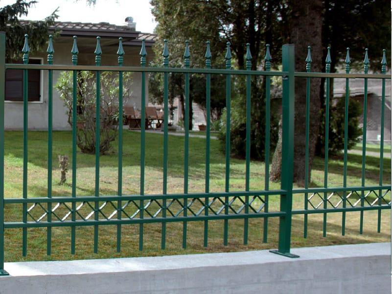 Bar modular iron Fence BRIDGE - CMC DI COSTA MASSIMILIANO