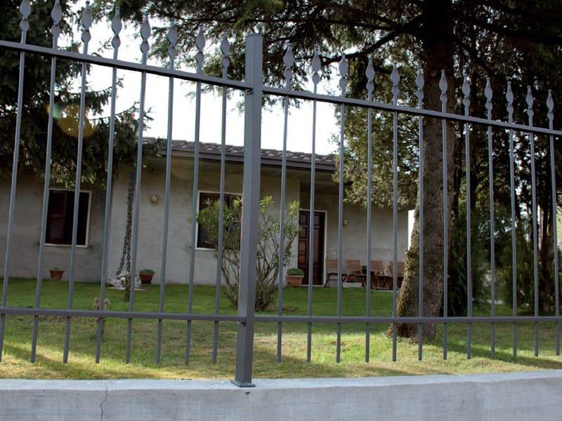 Bar modular iron Fence PAPILLON by CMC