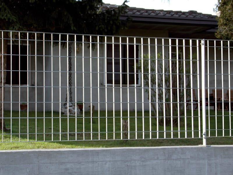 Modular iron Fence GRIGLIATO - CMC DI COSTA MASSIMILIANO