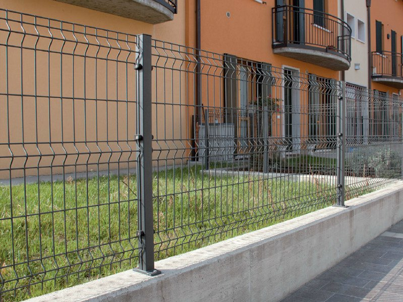 Modular iron Fence ONDINA by CMC