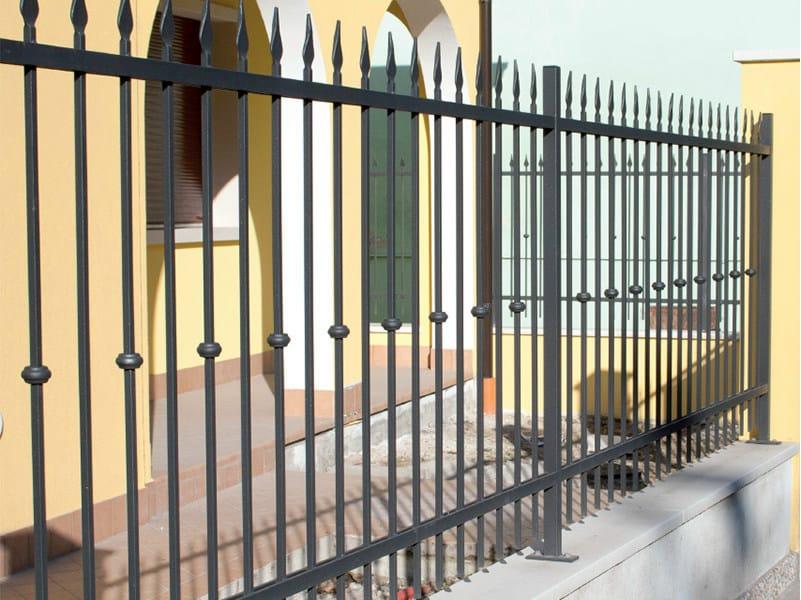 Bar modular iron Fence BORCHIA - CMC DI COSTA MASSIMILIANO