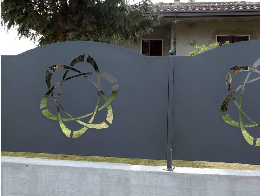 Modular plate Fence COSMO - CMC DI COSTA MASSIMILIANO