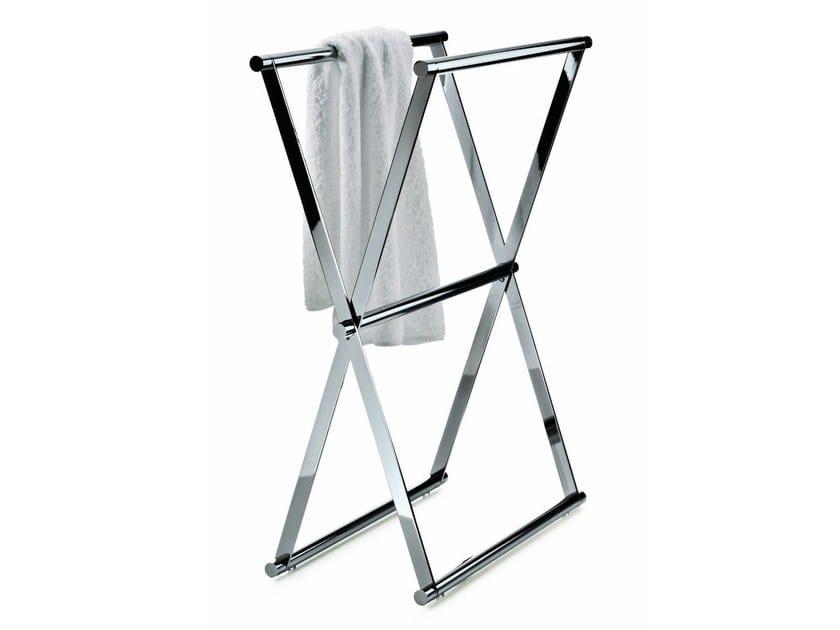 Standing towel rack CROSS 1 - DECOR WALTHER