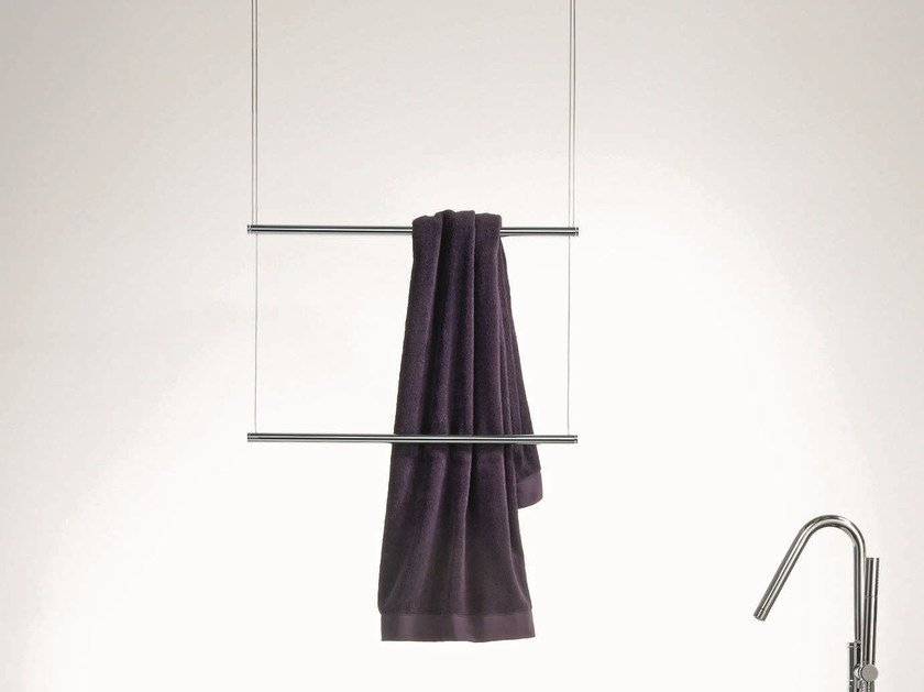 Ceiling mounted towel rack MOVE by DECOR WALTHER