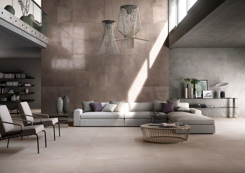 Indoor porcelain stoneware wall/floor tiles INTEGRAZIONE WORD UP by Ceramica d'Imola
