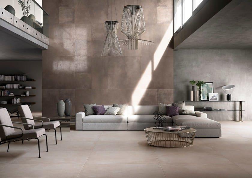Pavimento/rivestimento in gres porcellanato per interni ...