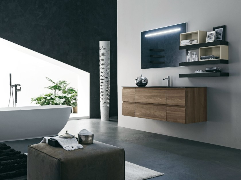 Bathroom furniture set AB 6000 by RAB Arredobagno
