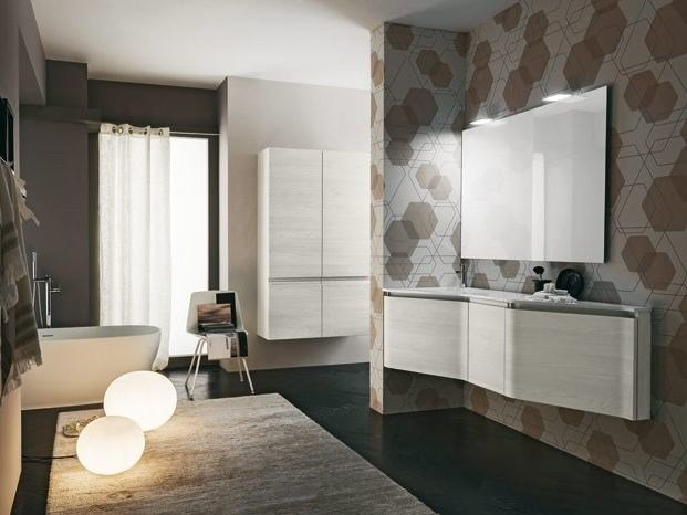 Bathroom furniture set AB 6050 by RAB Arredobagno