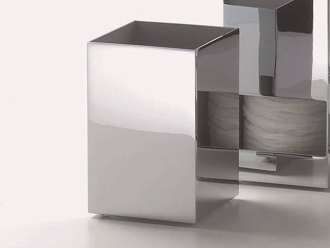 Chrome plated toothbrush holder DW 362 - DECOR WALTHER