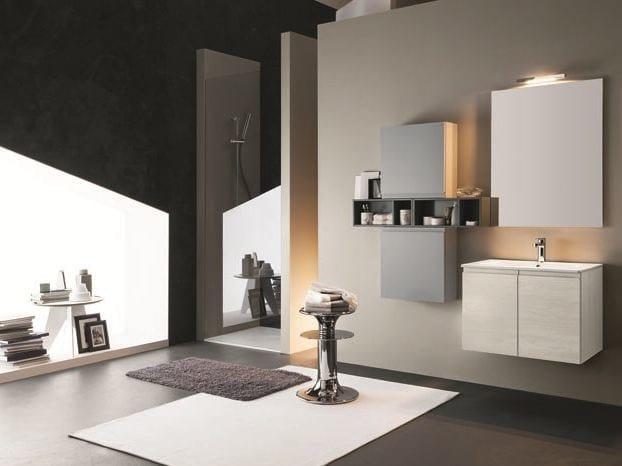 Bathroom furniture set AB 6090 - RAB Arredobagno