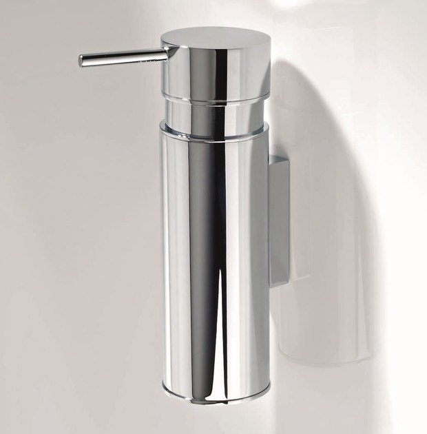 Wall-mounted liquid soap dispenser DW 435 - DECOR WALTHER