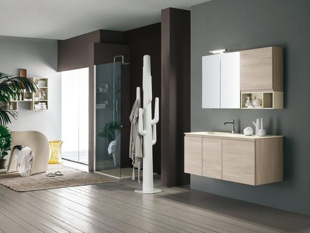 Bathroom furniture set AB 6110 - RAB Arredobagno
