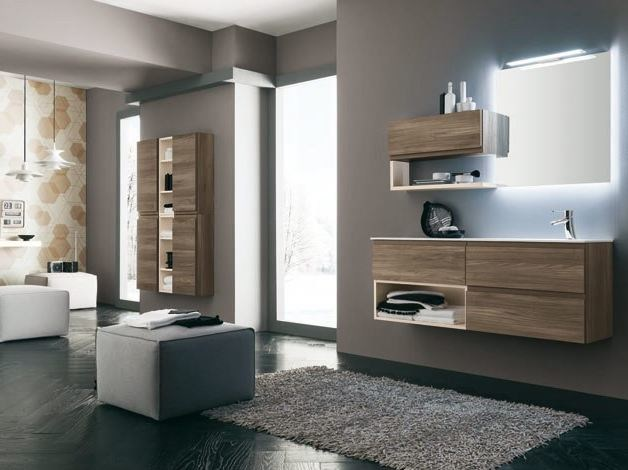 Bathroom furniture set AB 6130 by RAB Arredobagno
