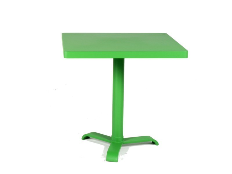 Table de jardin en ciment 77 table carr e by tolix steel for Table de jardin en ciment