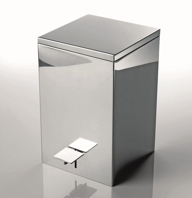 Steel kitchen bin TE 70 | Waste bin by DECOR WALTHER