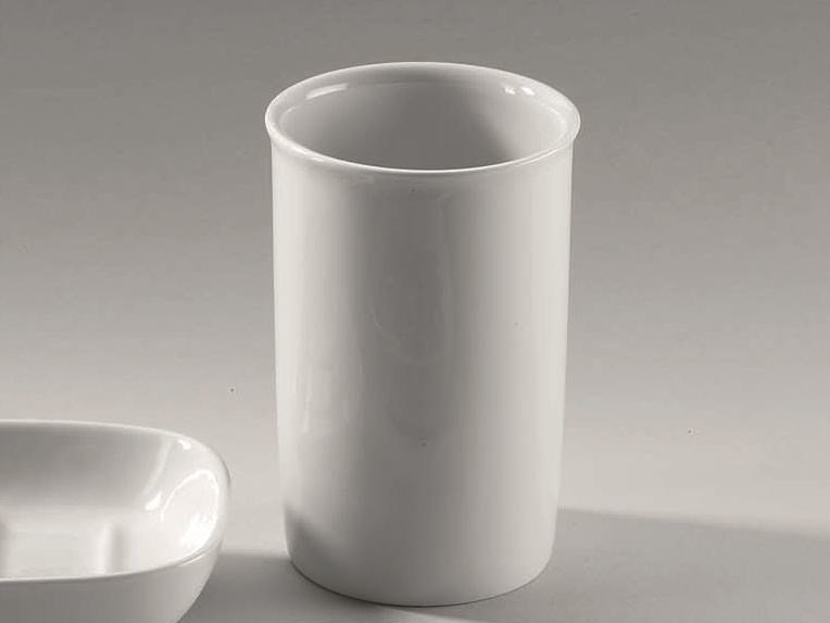 Porcelain toothbrush holder DW 609 by DECOR WALTHER