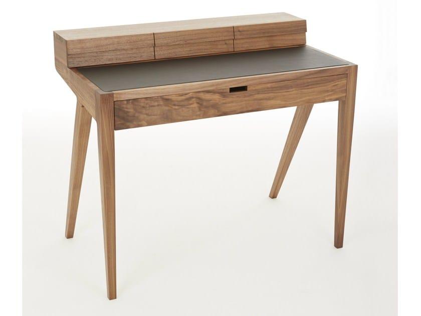 Walnut dressing table KINGSTON | Dressing table - Dare Studio