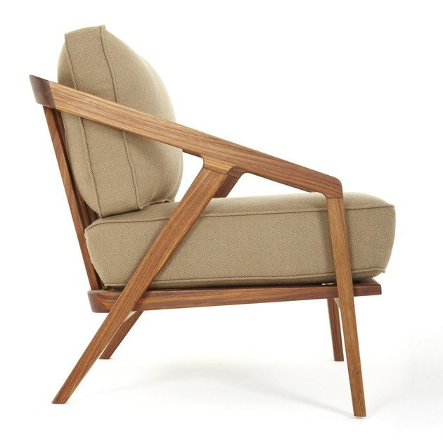 Katakana Armchair By Dare Studio Design Sean Dare