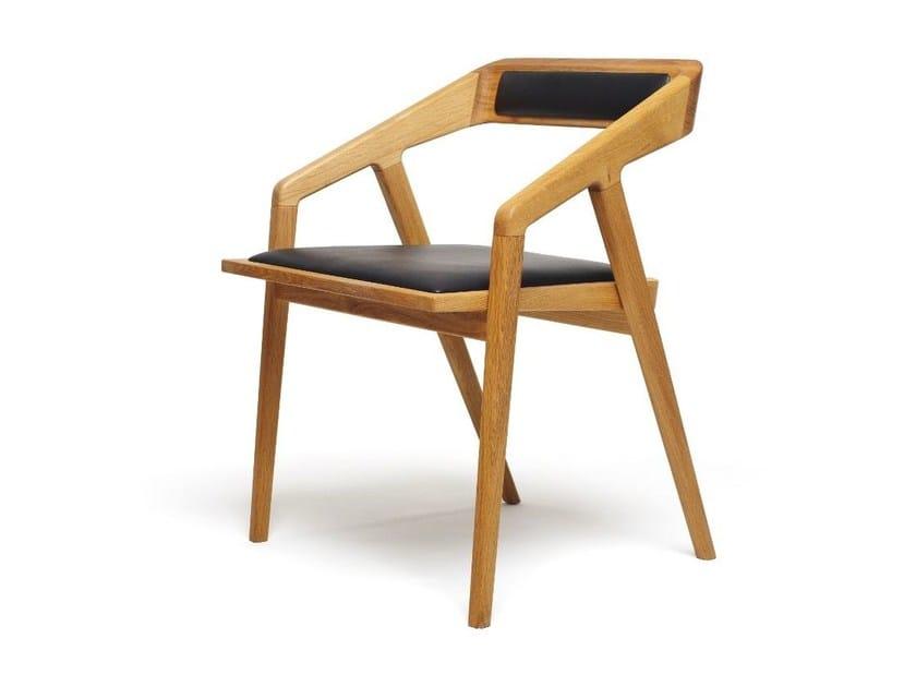 Chair with armrests KATAKANA   Chair - Dare Studio