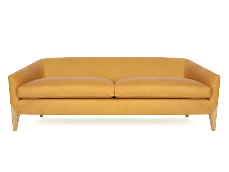 Leather sofa ERNEST | Sofa - Dare Studio
