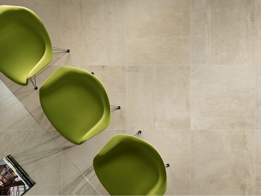 Porcelain stoneware wall/floor tiles with resin effect RESINE SABLE - EDIMAX CERAMICHE
