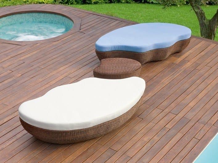 Aluminium garden bed LES ILES | Garden bed - Roberti Rattan