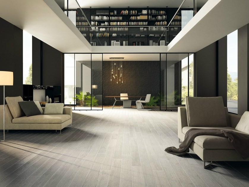 Porcelain stoneware wall/floor tiles with wood effect SELECT LIGHT by EDIMAX CERAMICHE