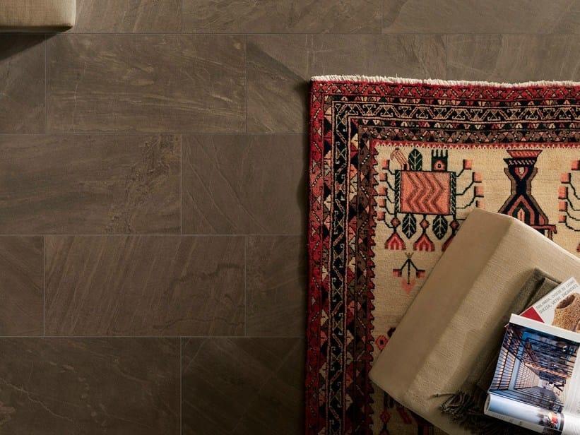 Porcelain stoneware wall/floor tiles with stone effect NORDICA BRUNA - EDIMAX CERAMICHE