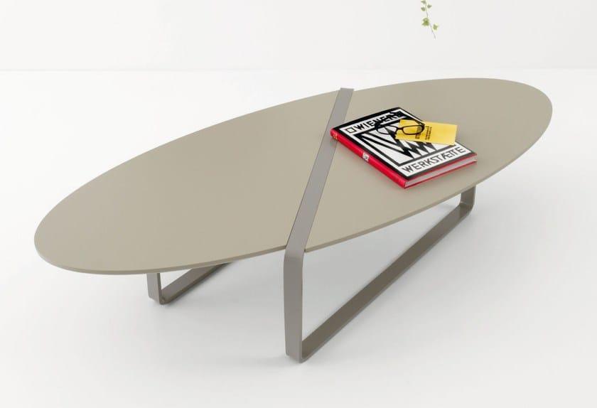 Low MDF coffee table PRINT   Coffee table - ITALY DREAM DESIGN - Kallisté
