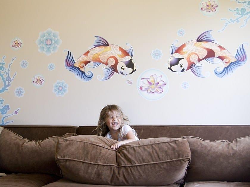 Rivestimento per interni pellicole per la decorazione murale   3m ...