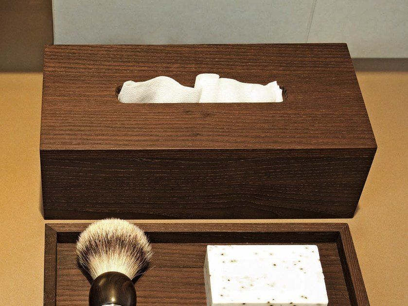 Wooden hand towel dispenser WO KB - DECOR WALTHER
