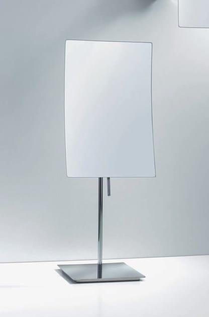 Countertop rectangular shaving mirror SPT 81 - DECOR WALTHER