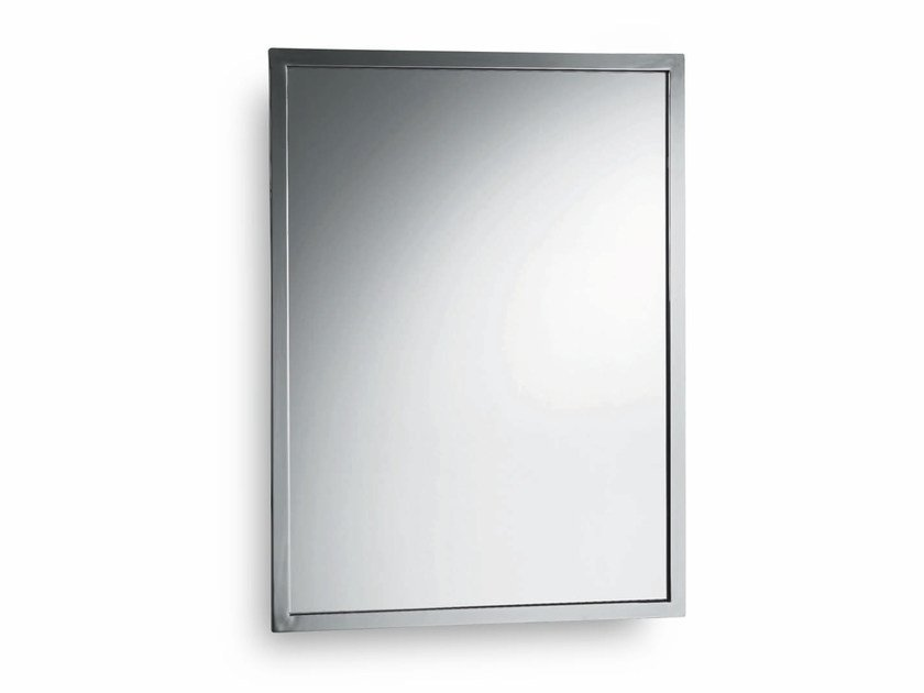 Rectangular wall-mounted bathroom mirror SP 35/608 - DECOR WALTHER