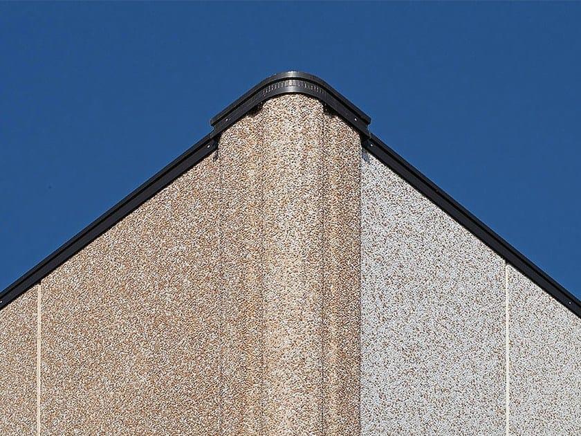 Panel column Soluzione d'angolo by Premac Prefabbricati